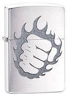 Зажигалка ZIPPO 28428 Tattoo Fire & Fist