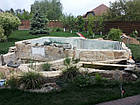 Демонтаж, перебудова існуючих водойм, водоспадів, фото 3