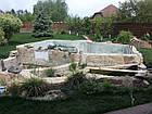 Демонтаж, перестройка существующих водоемов, водопадов, фото 3
