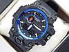 Спортивные часы Casio G-SHOCK GWG-1000 синий циферблат