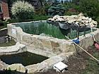 Демонтаж, перебудова існуючих водойм, водоспадів, фото 5