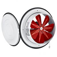 Промышленный осевой вентиляторс крышкой BVN BK 200 , Турция