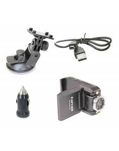 Видеорегистраторы автомобильные Portable Car Camcorder HD DVR K3000, меню на рус. языке, G- сенсор, 3 Мп.
