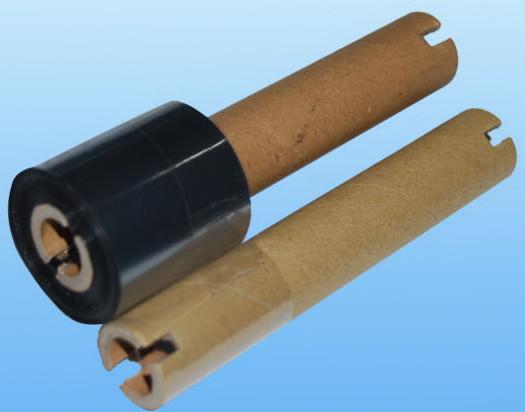 Риббон Resin textil RFT96 55mm x 100m (Argox214) премиум