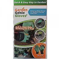 Перчатки садовые Garden Genie Glovers (рукавицы Джини)