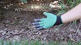 Садові рукавиці Garden Genie Glovers (рукавички Гарден Джині Гловерс)