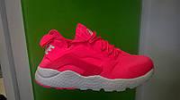 Женские кроссовки Nike Huarache ulra розовые