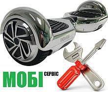 Ремонт гиробордов, гироскутеров, моноколес, электро транспорта.