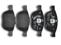Оригинальные задние колодки Mazda 3 (BM) от 2013г.-