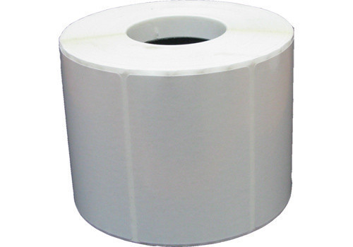 Этикетка Полипропилен белый 48х33