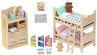 Набор мебели Детская спальня Sylvanian Families