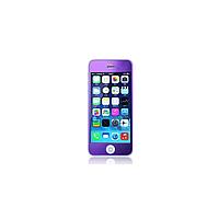 Защитное cтекло Remax для Apple iPhone 5/5S/5C Colorful Purple, 0.2mm, 9H