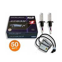 Комплект ксенона H1 4300K Infolight 50W