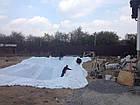 Укладка, монтаж, закріплення геотекстилю, фото 3