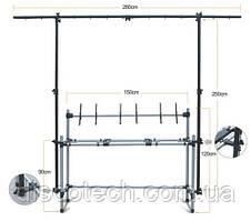 Стойка для диджеевского оборудования DJ-11