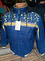 Двусторонняя куртка для мальчика (рост 128-152)