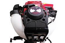 Четырёхтактный лодочный бензомотор Vulkan F 3.5, фото 2