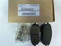 Оригинальные передние колодки Subaru Forester, Subaru Impreza