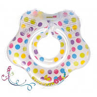 Круг для купания малышей «Конфетти», Kinderenok