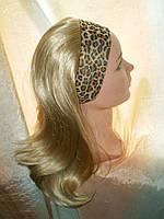 Парик волнистый на повязке MONACA -L24/613 пшеничный блонд