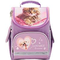 Рюкзак Kite школьный каркасный ранец  Rachael Hale