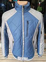 Демисезонная куртка для мальчика подростка (рост 164)