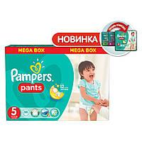 PAMPERS Детские подгузники-трусики Pants Junior (12-18 кг) Джамбо 96