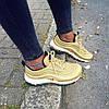 Мужские кроссовки Nike Air Max 97 OG Metallic Gold 885691-700, Найк Аир Макс 97, фото 6