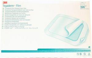 Прозрачная пленочная хирургическая повязка Tegaderm Film (Тегадерм Филм) 20×30 (3М)