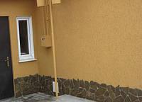 Фасадная структурная штукатурка Короед 1.5 мм; 2 мм