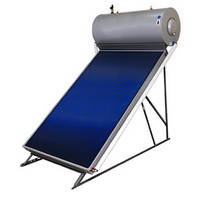 Термосифонные системы на основе плоских солнечных коллекторов