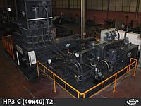 Пресс для металлолома Aymas HP3-C (40x40) T2