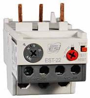 Тепловое реле  к контакторам ESC.9 ... ESC.22, диапазон регулировки 4-6 А