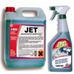 Активная пена для удаления известковых налетов JET