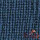 Чехол на диван натяжной 3-х местный Испания, Emily Blue Эмилия синий, фото 3