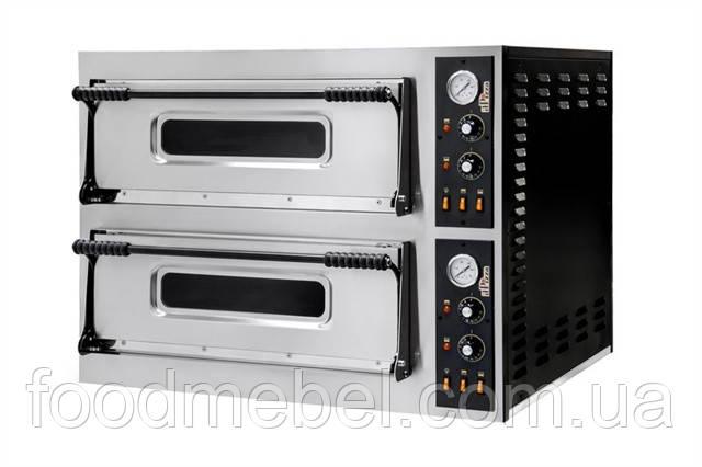 Печь для пиццы Itpizza ML44 двухкамерная  под 72х72 см