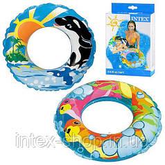Надувной круг Китенок Intex 58245