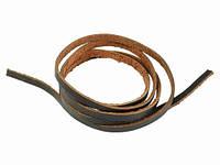 Шнур для браслетов кожанный 1 метр