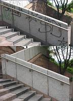 Очистка фасадов, памятников, фонтанов, бассейнов, барельефов