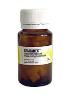 Альванес-губка с иодоформом 30 шт