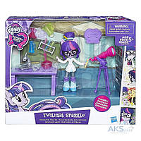 Игрушка Hasbro My Little Pony Эквестрия Герлз Научная лаборатория Twilight Sparkle (B4910)