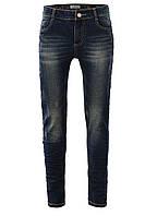 Джинсы серо-синии, модные, для мальчика,  98 - 104, Glo-story (Глостори), Венгрия, BNK-3445