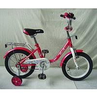 Велосипед детский Profi L1482 Flower 14 дюймов