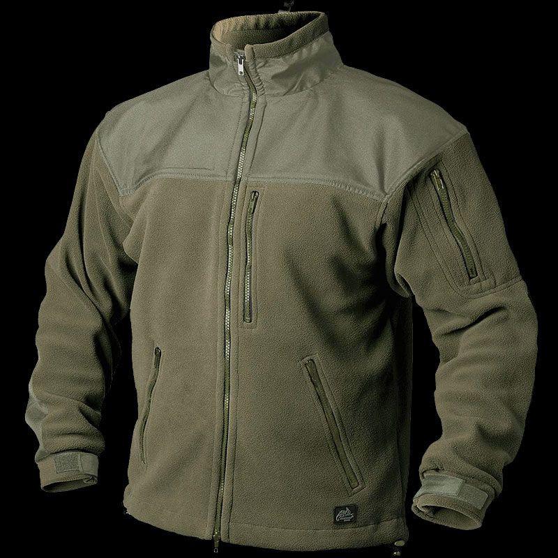 Флисовая куртка CLASSIC ARMY Helikon-Tex олива