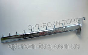 Кронштейн (Флейта) овальная  на сетку