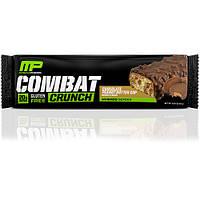 Батончик MusclePharm Combat Crunch Bars