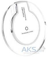 Зарядное устройство NICHOSI Fantastic Wireless Charger + Ресивер для Apple iPhone White