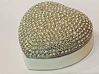 """Шкатулка для ювелирных изделий """"Сердце большое"""""""