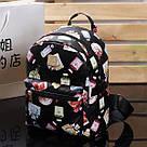 Рюкзак с принтом духи., фото 2