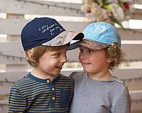 Лео. Легкая бейсболка 3-7 лет. р.48-52 голубой; р.54 ; р.52  серый